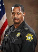 Pictured is Sgt. Terrance Acox