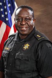 Chief Deputy Wash James