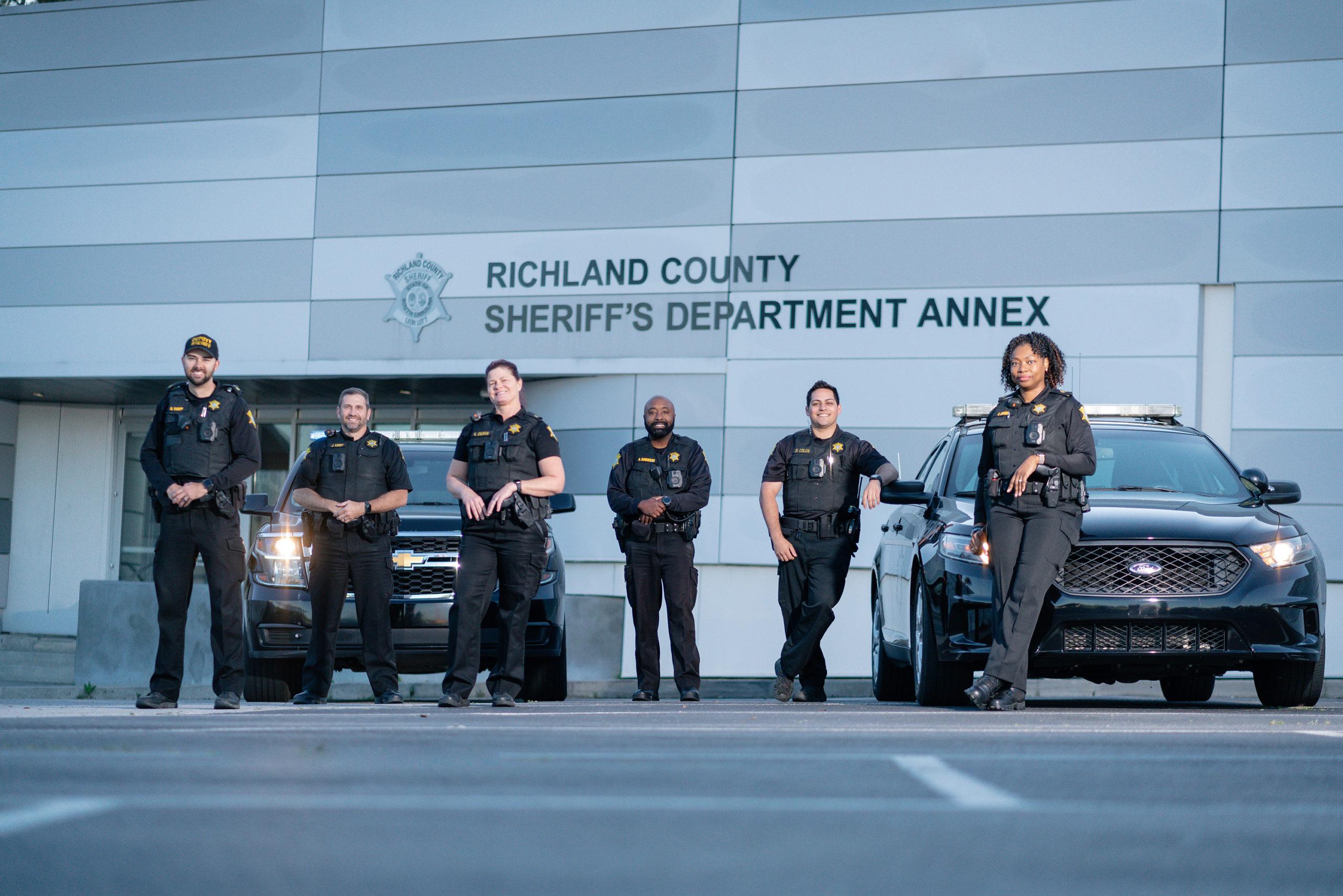 RCSD Deputies