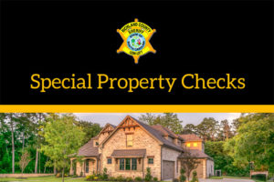 Special Property Checks