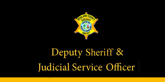 Deputy Sheriff and Judicial Service Officer